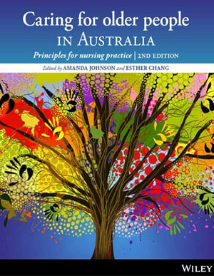 Johnson Caring for Older People in Australia 2e Cover