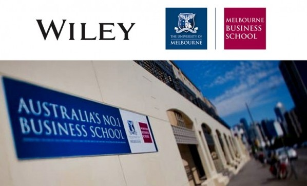 Melbourne Business School Partners with Wiley to Enhance MBA Program