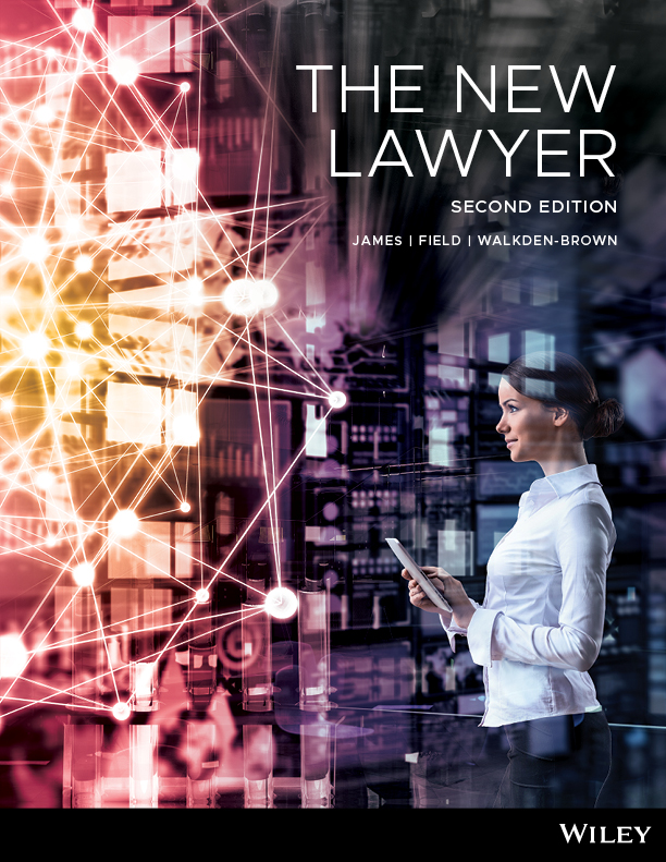 James The New Lawyer 2nd Edition